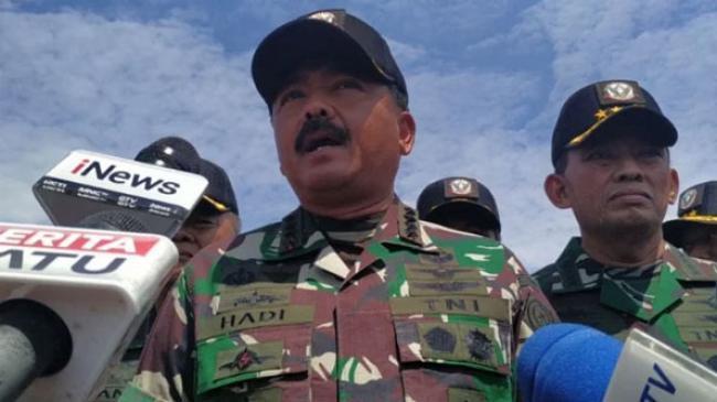 Jokowi Teken Perpres 66/2019, Kini Ada Posisi Wakil Panglima TNI