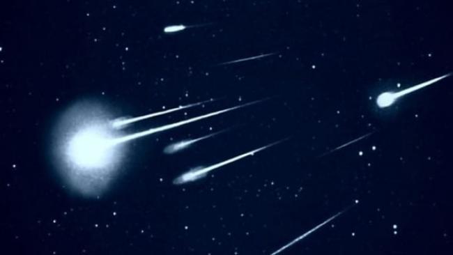 Alquran dan Sains, Meteor Mengejar Setan yang Menguping