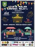 Jom Ramaikan Wisata Malam Kampung Melayu Desa Aei Puteh Season II
