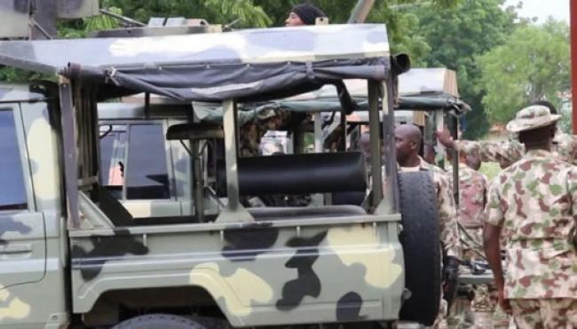 100 Pria Serang Jamaah Shalat Jumat, 5 Terbunuh dan 18 Diculik, Termasuk Khatib