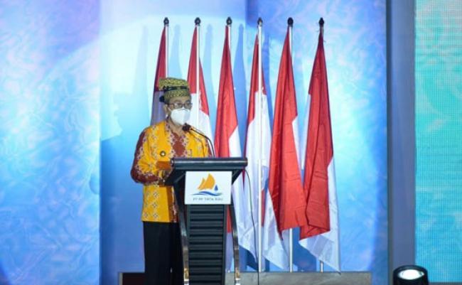 Groundbreaking SPAM Lintas Pekanbaru-Kampar Wujudkan Sarana Air Minum Sehat dan Bersih