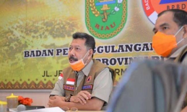BPBD Riau: Banjir Kampar Diprediksi pada Desember-Januari