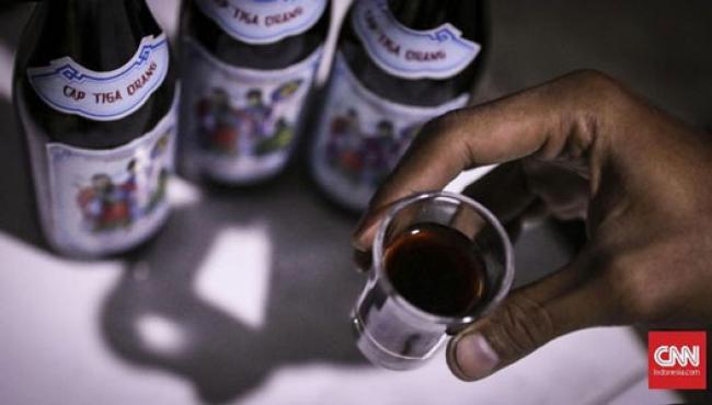 Daftar Miras yang Bakal Dilarang Lewat RUU Minuman Beralkohol