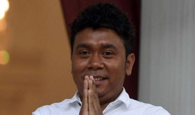 Stafsus Jokowi Minta Maaf Singgung Kubu Sebelah Megap-megap