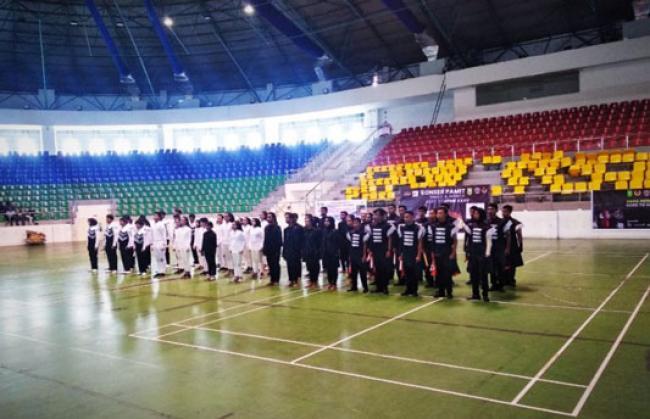 Marching Band DMDC & MB BCK Wakili Riau Pada GPMB 2019