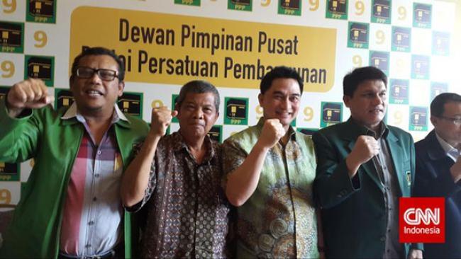 PPP Muktamar Jakarta akan Laporkan Sudarto ke Polisi