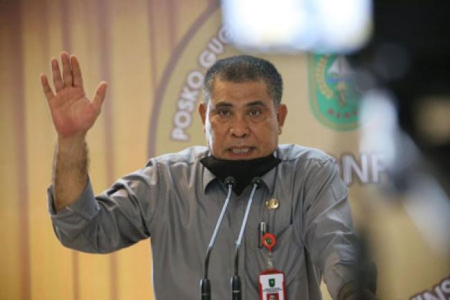 2021, DPTPH Riau Targetkan Produksi Beras Capai 214 Ribu Ton