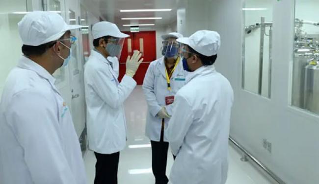 Jokowi Nyatakan Vaksin Covid-19 Gratis, PT Bio Farma: Kami Siap