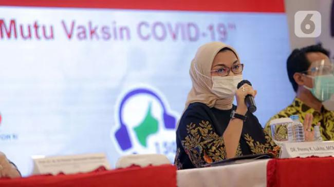 BPOM Pastikan Vaksin Covid-19 Sinovac yang Datang ke Indonesia Aman