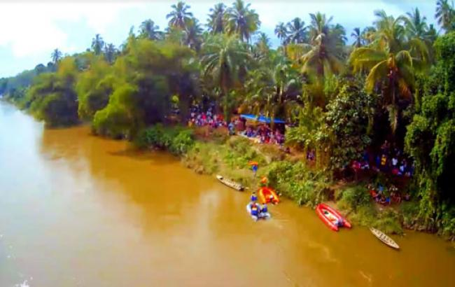 Tim Gabungan Masih Melakukan Pencarian Korban Hanyut di Pinggir Sungai Batang Lubuh